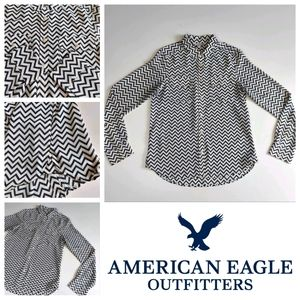 American Eagle Outfitters Women's Blouse Size Sm.